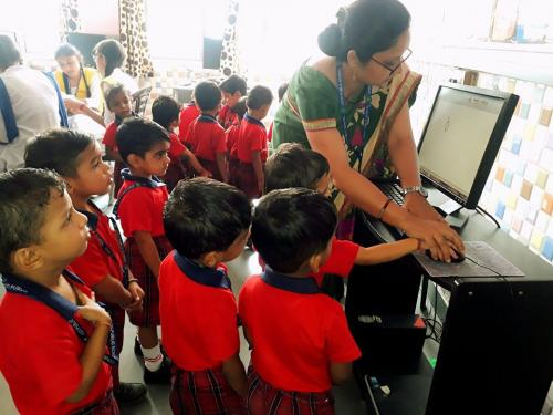 computer training for junior